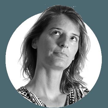 Clécia - directrice artistique -  agence Mon Moulin